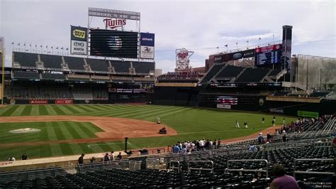 target section target field section 109 rateyourseats com