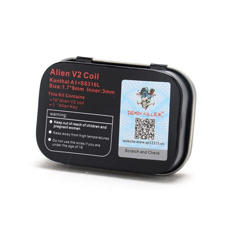 Exclusive Authentic Prebuilt Killer Tsuka Coil 1 Box Termurah prebuilt v2 coil tsuka coil