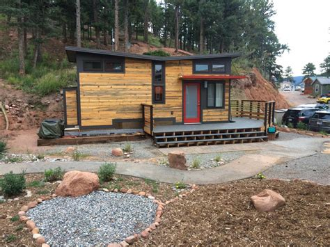 tiny home rentals colorado move in ready tiny house in a legal community for sale