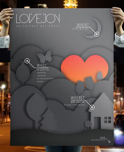 event layout inspiration 25 beautiful flyer designs for your inspiration