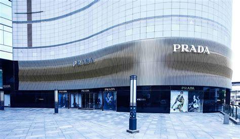 prada opens   store  wuhan china