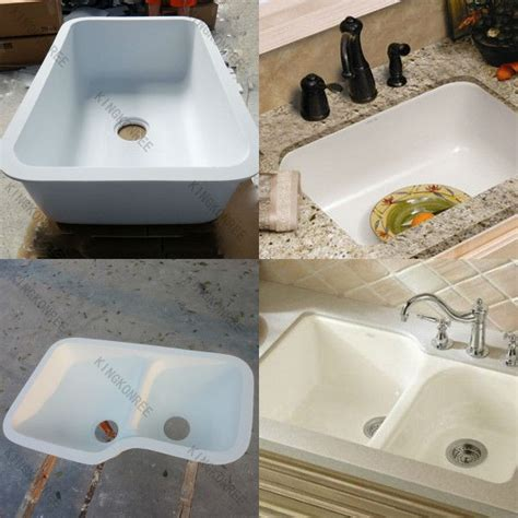 maintain the plastic kitchen sinks kitchen sink counter top acrylic solid surface kitchen