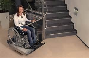 Stair Lifts For Wheelchairs by Inva Stair Riser Wheelchair Stair Lift