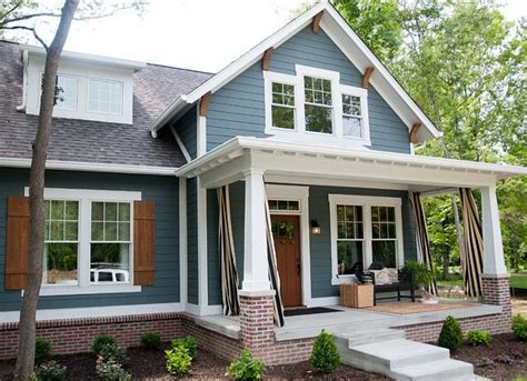the paint schemes for house exterior siding