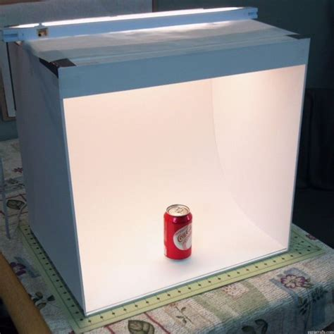 using a light tent for product photography how to make a light box for photos good for taking