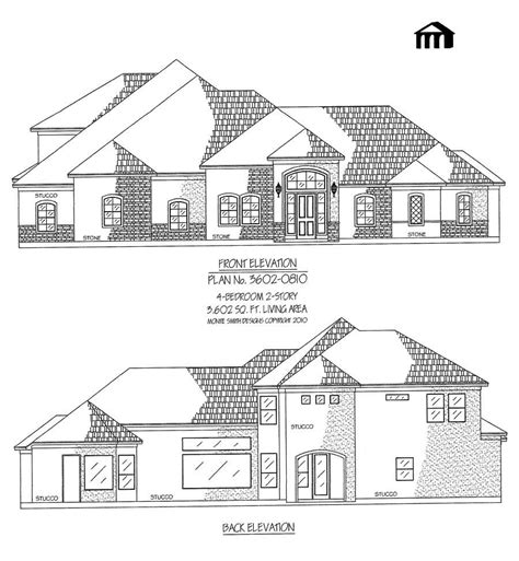 4 bedroom 2 story house floor plans 2 story 4 bedroom 3 bath house plans 2017 house plans