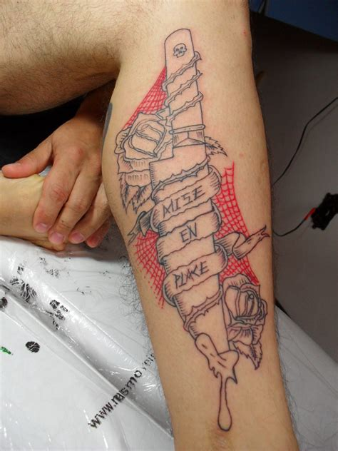 mise en place tattoo mise en place by brennerdoc on deviantart