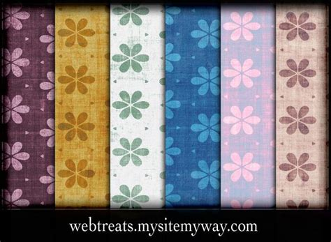 flower pattern in photoshop flower patterns for free photoshop use psddude
