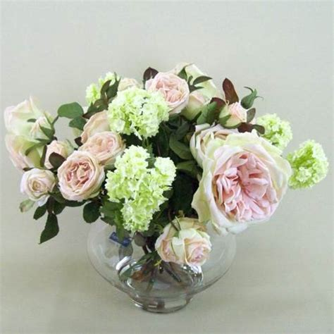 about artificial flowers arrangements