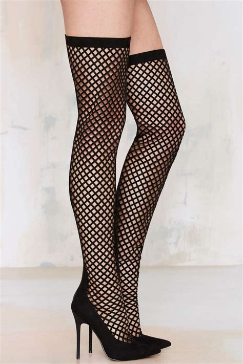 gal thigh high boots bomb product of the day gal in the cage thigh high