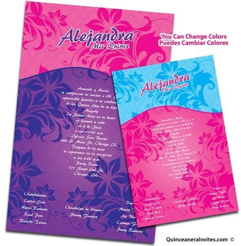 mexican invitations quinceanera lace invitaciones de 27 best images about invitaciones de quince a 241 os on pinterest