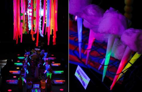 quinceanera themes glow in the dark glow in the dark decorations for quinceaneras www imgkid