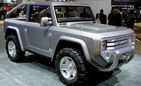 new ford 2018 bronco 2018 ford bronco review specs release date and photos