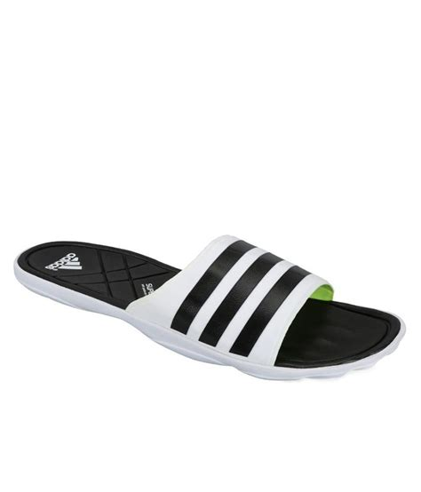 adidas slipper adidas white adipure daily wear slippers
