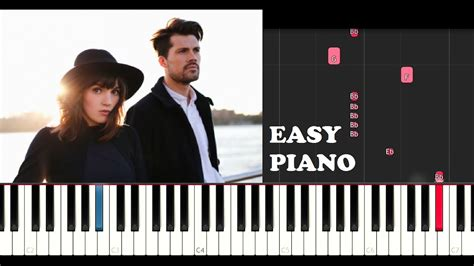 drive oh wonder chords oh wonder ultralife easy piano tutorial chords chordify