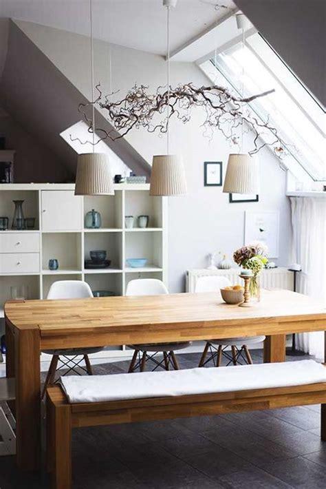 esszimmer ideen ikea esszimmer unter der dachschr 228 ge renovierung