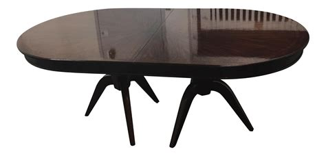 bernhardt martha stewart dining table chairish