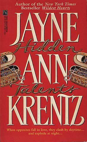 Novel Talents Jayne Krentz Harlequin talents by jayne krentz fictiondb