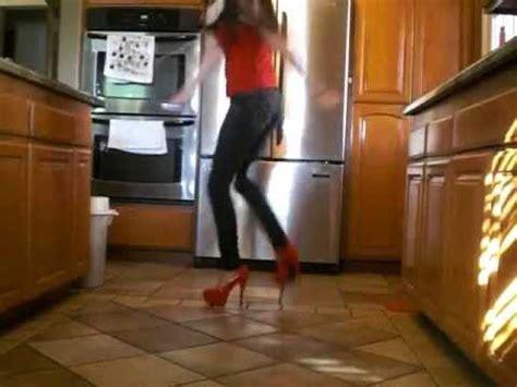 Nascar High Heels Might Make Me Slap You by High Heel Shuffler Original