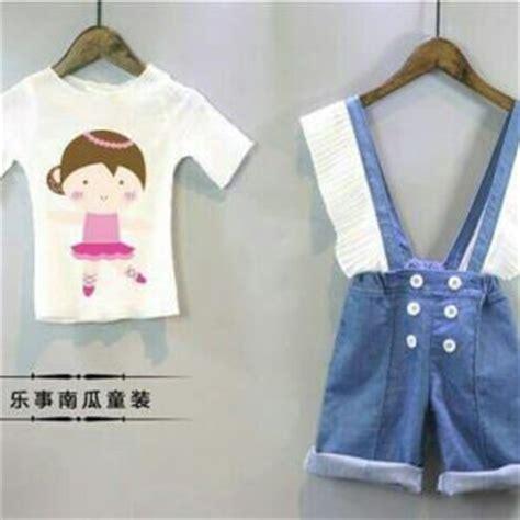 Baju Tidur Setelan Panjang Anak Perempuan Cewek Lucu Set Monkey baju dress anak perempuan cantik lucu murah