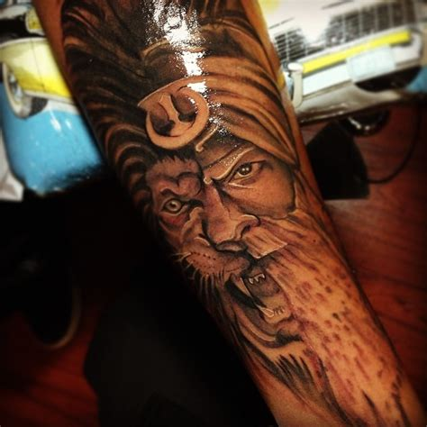 tattoo sikh designs 40 amazing sikhism tattoos