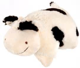 awardpedia wee genuine pillow pet cow small 11 quot