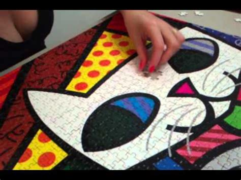 britto garden quebra cabe 231 a britto s garden 5000 pe 231 as youtube