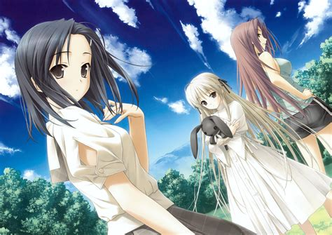 yosuga no sora god i anime