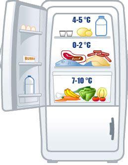 temperatura interna frigorifero il mio frigo