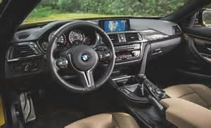 2015 bmw m4 coupe interior photo