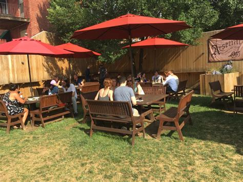 arsenal cider house pittsburgh s best outdoor bars patios and rooftops