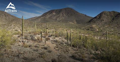 trails  table top wilderness arizona alltrails