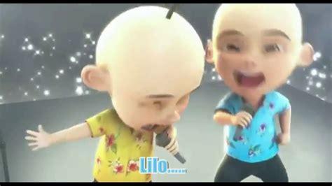 film upin ipin nyanyi sambalado sayang via vallen unofficial video versi upin ipin