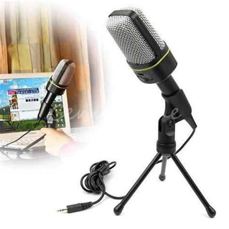 Mic Usb Untuk Laptop high quality multimedia sing studio 3 5mm condenser wired