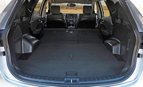 Hyundai Santa Fe Interior Dimensions by Car And Driver