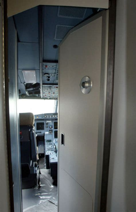 Cockpit Doors by Jet Cockpit Doors Nearly Impossible To Open By Intruders