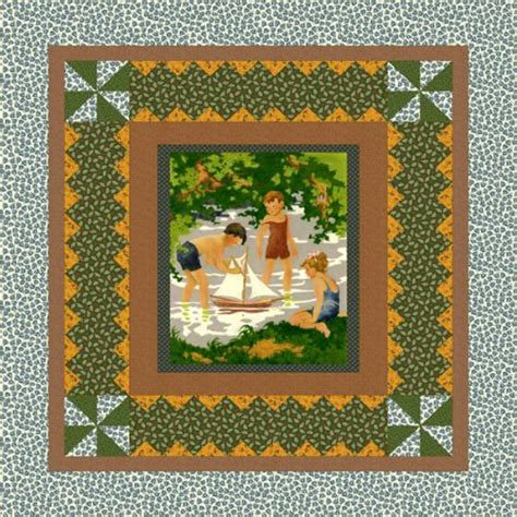 Calico Cottage Quilt Shop by Rjr Cover Story Set Sail