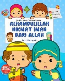 buku alhamdulillah nikmat iman dari allah penulis irma hikmayanti penerbit pustaka al kautsar