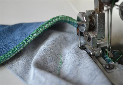 serging knits ways of hemming stretch knits how to hem knit fabric
