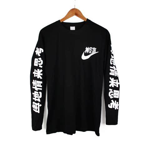 Pink Serious Mickey Sweater air japan sleeve t shirt japanese