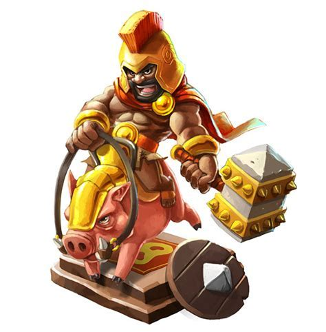 Clash Of Clans Characters Pictures ? WeNeedFun
