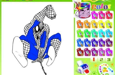 imagenes para pintar del hombre araña dibujo araa para colorear free cangrejo araa dibujo para