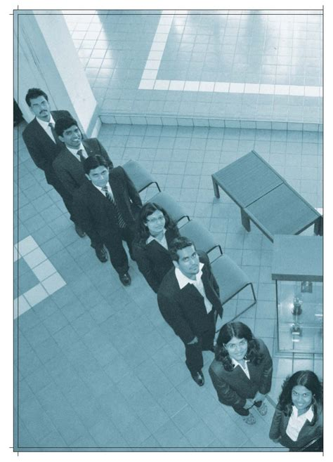 Gs 13 Going For Mba by Vgsom Placement Brochure 2012 13