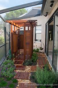 Outhouse Floor Plans Outdoor Shower Ideas Content In A Cottage