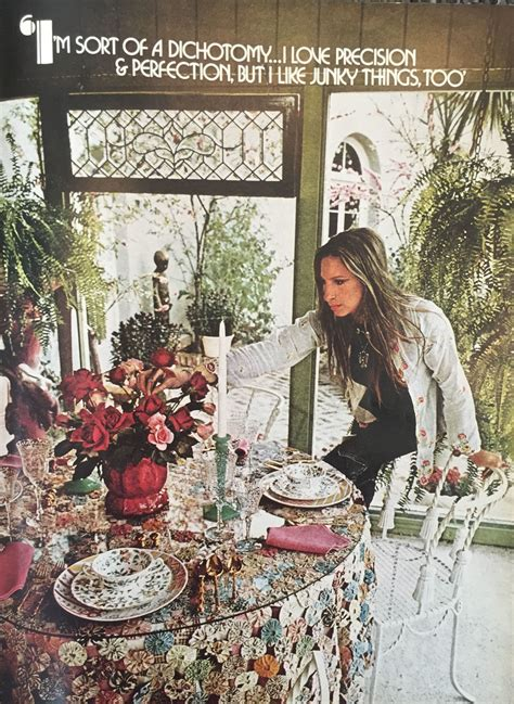 barbra streisand house barbra streisand house tour august 1974 house beautiful