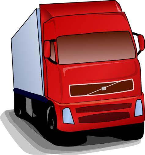truck clip truck 18 wheeler clip at clker vector clip
