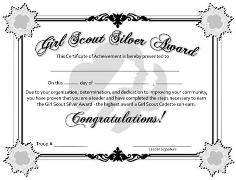 free printable bronze silver and gold award certificates