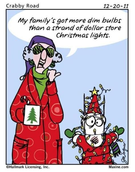 maxine christmas family ramblings of an angry middle age
