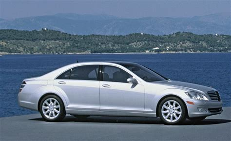 mercedes s class 2008 car and driver