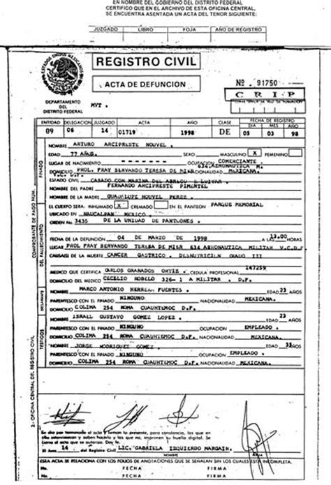 tarifas de matrimonio civil y servicios de registro suben opiniones de registro civil